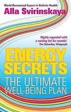 Very Good, Energy Secrets: The Ultimate Well-Being Plan, Svirinskaya, Alla, Book