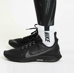Nike Air Zoom Pegasus 36 Shield Black Running Trainers Shoes