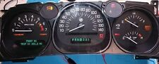 2000-2006 USED Buick Le Sabre Instrument Cluster For Sale.