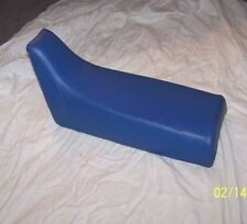 YAMAHA PW 80 1983-2010 Custom Hand Made Blue Motorcycle Seat Cover