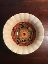 Small Sunflower Serving Bowl Margaret Le Van Designs Certified International