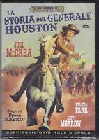 DVD El Historia De General Houston Por Byron Haskin Nuevo 1956