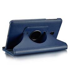 Samsung Galaxy Tab A 8.0 2017 SM-T380,SM-T385 Case,Lychee Leather Cover,DarkBlue