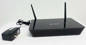 NETGEAR R6220-100NAS Smart Wi-Fi Router Bundled w Power Adapter