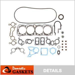 Fits 82-88 Nissan Sentra Pulsar 310 1.5L 1.6L SOHC Head Gasket Kit E15 E16