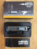 Märklin Mini-Club Z – 8587 – neuwertig in OVP – Entkupplungsgleis gerade