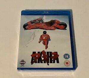 AKIRA (Manga Entertainment, Blu-ray Disc, 1988, 2011)