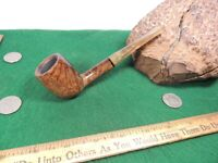GBD VARICHROME VERY COLLECTABLE BILLARD CLASSIC RARE YELLOW GHOST STEM  Mr-Tvf