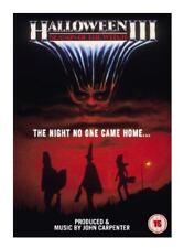 Halloween III Season Of The Witch - DVD - Region 2 - Tommy Wallace