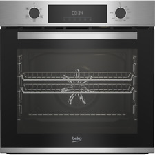 Beko BBRIF22300X AeroPerfect™ Built In 59cm A Electric Single Oven Stainless