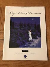 Cynthia Clauson Piano Book