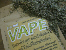 NEU !! HerbalVAPE - THC & CBD ERSATZ auf Biokräuter-Basis, Typ: Waldgeister, 25g