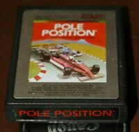 Pole Position Atari 2600 1983 Cartridge only Tested Works No box Game