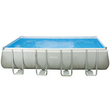 "Intex 12' x 24' x 52"" Ultra Frame Above Ground Swimming Pool - 26361EH"