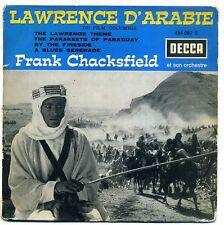 "B.O.F "" LAWRENCE D'ARABIE ""LOT DE 3 EP  - MAURICE JARRE"
