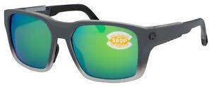 Costa Del Mar Tailwalker Sunglasses 6S9003-1956 Fog| Green Mirror Polarized 580P