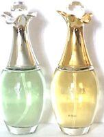 Lot of 2--Jasmine 1.7 oz  + OSMANTHUS 1.7 oz Eau De Perfume Spray Women's.