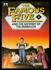 The Famous Five and the Mystery of the Emeralds (Knight Books),Claude Voilier,