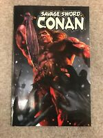Savage Sword Of Conan the Barbarian Comics Pro Variant