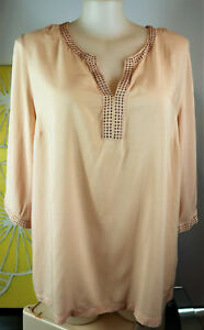 AUTOGRAPH SIZE 18 SECRET GARDEN TOP new with tags