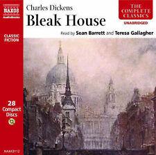 Bleak House by Charles Dickens (CD-Audio, 2006)