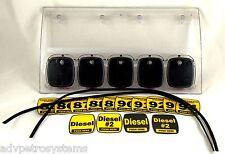 NEW Dresser Wayne 888006-005 OVATION 5 Prod PTS Panel Assy. Complete W/Buttons