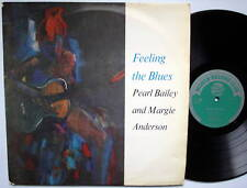 Pearl Bailey & Margie Anderson LP FEELING THE BLUES imp