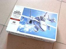 "Hasegawa 1/48 #07203 F-18D HORNET ""attacco notturno"""