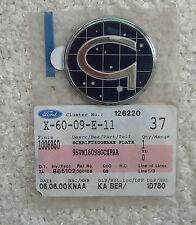 Ford Galaxy Schriftzug Logo Ford-Finis 1006860  -   95VW-16098-GCZPAA