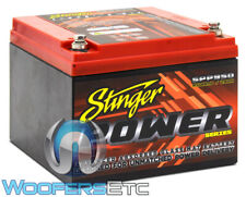 STINGER SPP950 AGM 1200W CAR AUDIO 12 VOLT DRY CELL LEAD ACID POWER RED BATTERY