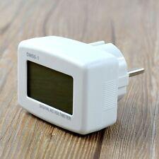 DM55-1 AC 80-300V EU Plug Electronic Digital Voltmeter