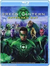 Green Lantern, Extended Cut, Blu-ray Disc, 2011, NEW SEALED