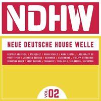 NDHW 2 NEUE DEUTSCHE HOUSE WELLE 2 - ROBIN SCHULZ, JOHANNES OERDING  4 CD NEU
