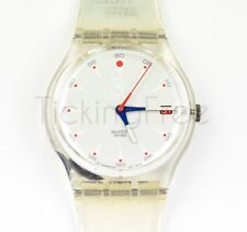 Swatch Special - 2000 - GK419U - Run After United + Passante Team GB - Nuovo