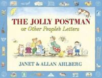 The Jolly Postman or Other People's Letters (The Jolly Postman) by Allan Ahlberg