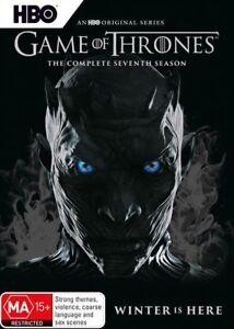 Game Of Thrones : Season 7 : NEW DVD