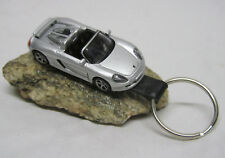 Schlüsselanhänger Porsche Carrera GT 1:87 HO Schuco Modell UNIKAT Selten RAR NEU