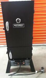 Masterbuilt Adventure Series 2 Door Vertical Propane Smoker Model MB21050813