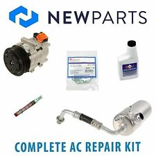 Ford F-150 2002-2003 Complete AC A/C Repair Kit With NEW Compressor & Clutch