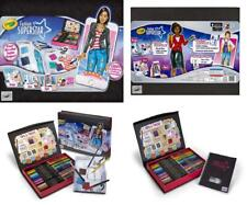 Crayola Fashion Superstar, Coloring Book and App, Toy for Girls, Gift Ages...