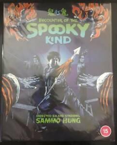 ENCOUNTER OF THE SPOOKY KIND Blu Ray Ltd Slipcase Sammo Hung Kung Fu Horror NEW