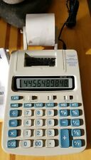 Printing Calculator Adding Machine Victor 1208 10-digit capacity with paper