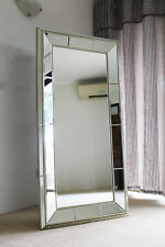 740MM X 1500MM LARGE WALL MIRROR-ART DECO-bedroom metro dressing leaning