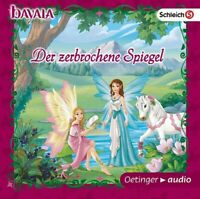 FLORENTINE WOLF - BAYALA-DER ZERBROCHENE SPIEGEL   CD NEW