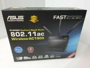 ASUS AC1900 WiFi Gaming Router RT-AC68U - BUNDLE MESH System