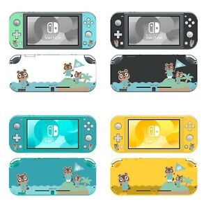 Animal Crossing Vinyl Skin #1 Decal Screen Protector for Nintendo Switch Lite