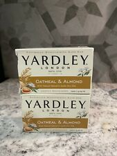 Yardley London Soap Oatmeal And Almond 2 Bars