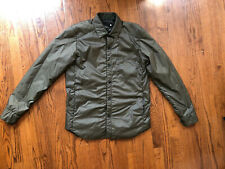 Apolis Transit Issue Shirt Jacket Olive Medium