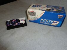 1998 Rusty Wallace Nascar #2 Miller Lite-Elvis Presley Ford - Action Racing 1:64