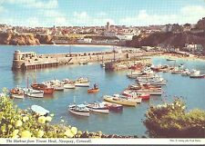 Collectable John Hinde Ltd Posted Cornwall & Scilly Isles Postcards